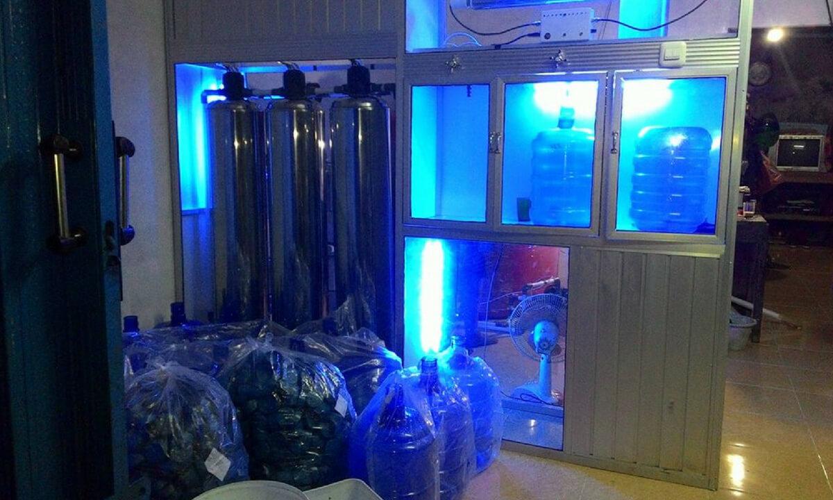 Mengelola Keuangan Pada Bisnis Isi Ulang Air Minum Dengan Mesin Suling