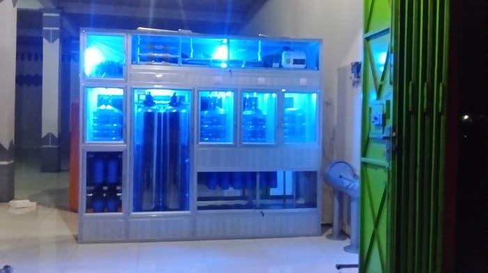 Perkembangan Ilmu Pengetahuan dan Teknologi Awal Terciptanya Bisnis Isi Ulang Air Minum Menggunakan Mesin Suling